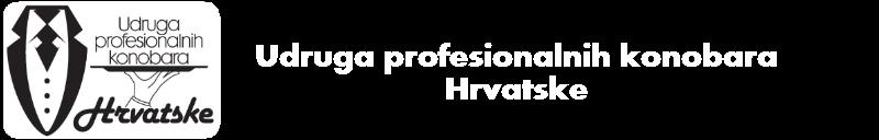 Udruga profesionalnih konobara Hrvatske Logo